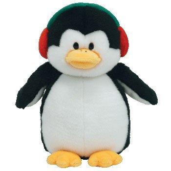 Ty Classic Snowbank - Penguin - 1