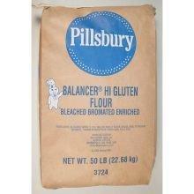 Amazon.com : Pillsbury Balancer High Gluten Flour, 50