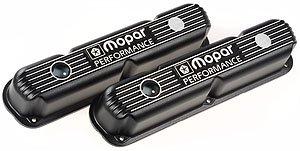 Genuine Mopar P5007611AB Black Cast Aluminum Wrinkle Valve