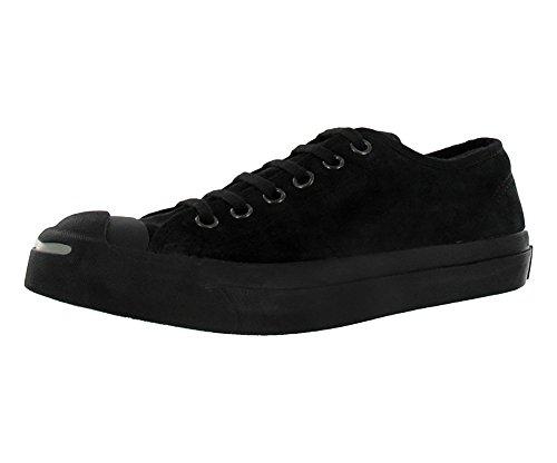 Converse Jack Purcell Otr Nubuck Ox Unisex Shoes Size Us 5, Regular Width, Color Black