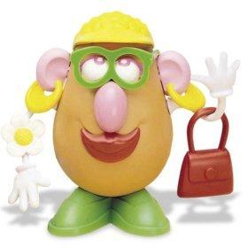 Playskool Mrs. Potato Head Mix'N Match Fun front-941606
