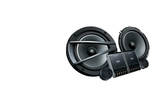 Sony Xsgtx1622S 6.5-Inch 2-Way Speakers