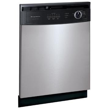 24 In. Built-In Dishwasher - Stainless