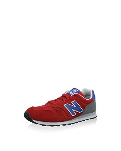 ZZ-New Balance Zapatillas ML373RER Rojo / Azul / Gris