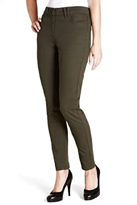 M&S Collection Denim 5 Pocket Jeggings [T54-8057-S]