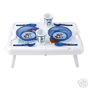 Ratatouille Folding Table Picnic Set