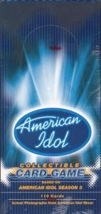 American Idol Season 3 Trading Card Unopened Game Deck Box (Fleer) - COST WAS $65!Great Deal