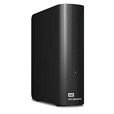 wd 2 tb elements 3.5 '' usb 3.0 external hard drive with power adaptor