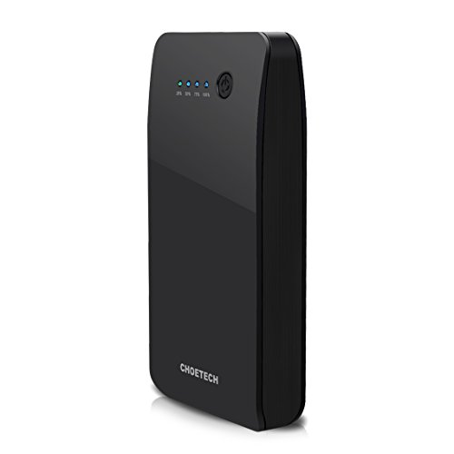 CHOETECH Quick Charge 2.0 Power Bank CHOE 15600mAhPortable External Battery Fast Charger