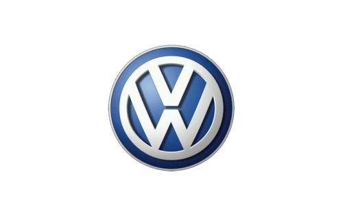 DISTINTIVO MONDO TM -VW SOSTITUZIONE DI VOLKSWAGEN 14MM BLU LOGO CON STEMMA DISTINTIVO PER CHIAVE