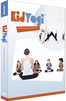 Lichtung Media Ltd Kidyogi Health Fitness Yoga Dvd Movie Running Time 45 Minutes Popular