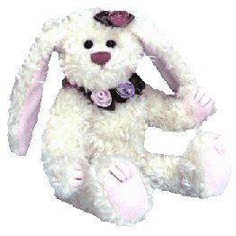 TY Attic Treasure - ROSALYNE the Bunny - 1