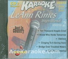 Karaoke: Leann Rimes 2 6+6