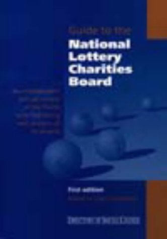 Guide to the National Lottery Charities