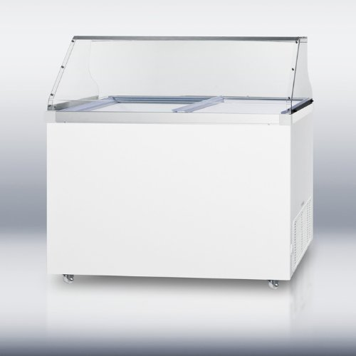 Summit Chest Freezer back-401800