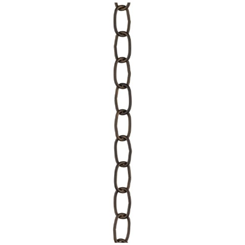 Westinghouse Lighting Corp 70074 36-Inch Fixture Chain, Bronze