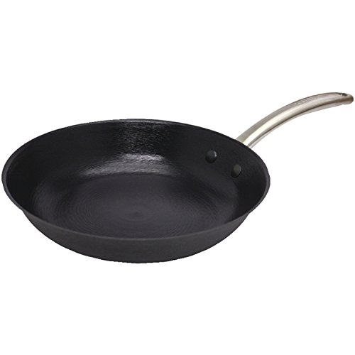Starfrit 11 Inch Light Cast Iron Fry Pan front-15025