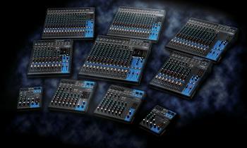 Yamaha MG06 6-Input Compact Stereo Mixer 2