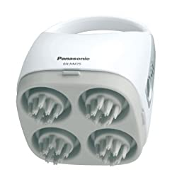 Panasonic 頭皮エステ(皮脂洗浄タイプ) シルバー調 EH-HM75-S