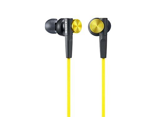 Sony MDR-XB50-Y in-Ear Dynamic Headphone