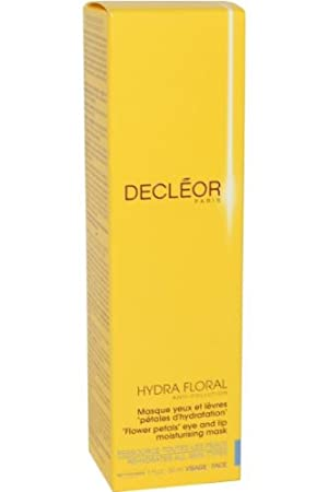 Decleor Hydra Floral Eye and Lip Moisturizing Mask 1 oz.