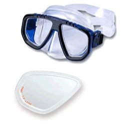 Barracuda Prescription Mask With Lenses