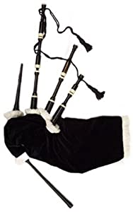 Gibson Fireside Bagpipes, Key of A with Stainless Steel Mounts choose purchaseforth putting info other related contents