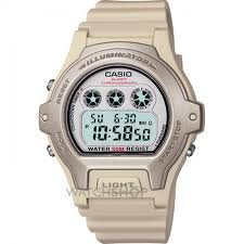 Casio Unisex LW202H-8AVCF Classic Grey Dial Watch