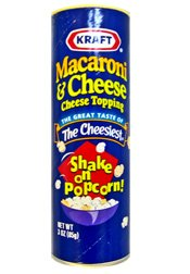 Kraft Macaroni & Cheese Topping 3 oz 12CT