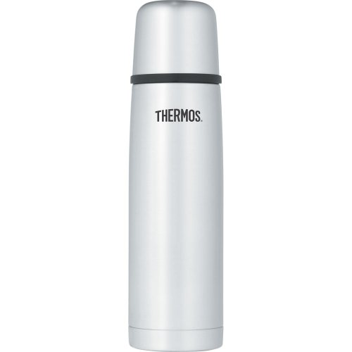 Thermos Stainless-Steel Vacuum Insulated Bottle,16 Ounce front-618883
