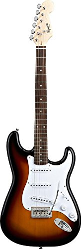 Squier by Fender BulletStrat w/Trem, Brown Sunburst