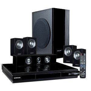 Samsung Ht-D5210C Blu-Ray Home Theater System