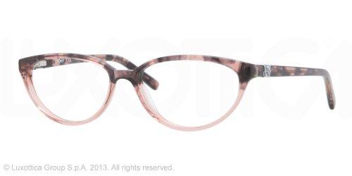 DKNYDkny 4633 Eyeglasses 3556 Brown Havana On Pink T Demo Lens