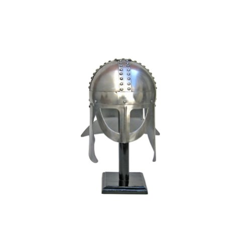 Armor Venue - Viking Armor Helmet - Metallic - One Size