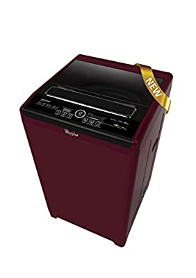 Whirlpool 6512SD Whitemagic Royale Top-loading Washing Machine (6.5 Kg, Wine Chrome)