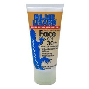 Blue Lizard - Australian Sunscreen Face Daily Moisturizer Fragrance Free 30 SPF - 3 oz.