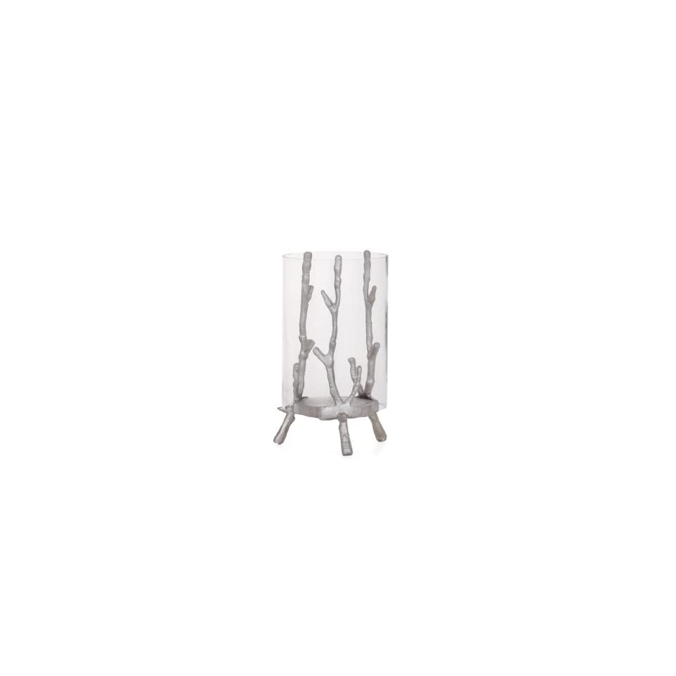 Torre & Tagus 900914 Twig Hurricane Candle Holder, Small