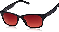 Fastrack Wayfarer Sunglasses (Black) (PC001RD17)