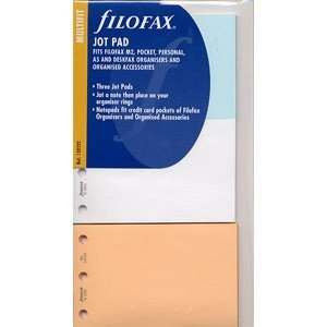 Filofax Accessories Jot Pad Multi-Fit (FF-132222)