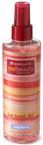 Bath & Body Works American Girl Get Scent, Go