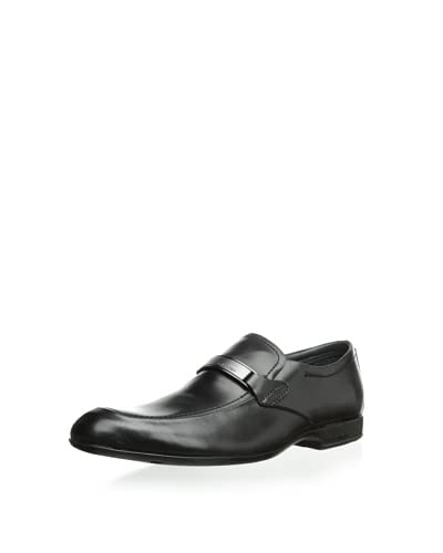 Calvin Klein Men's Adam Slip-On Loafer  [Black]