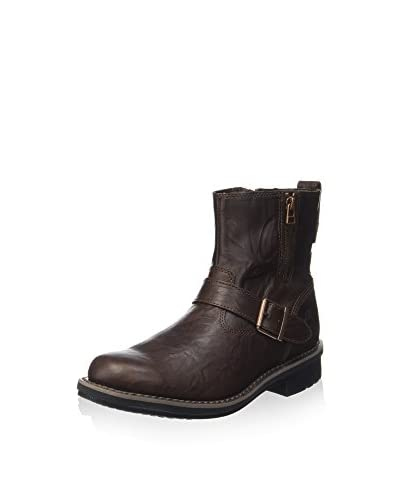 Timberland Stivaletto Grunge Side Zip Boot Potting Soil [Marrone Scuro]