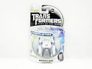 Transformers Cyberverse - Barricade Movie 3