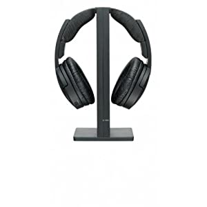 Sony MDRRF865RK - Auriculares inalámbricos, color negro