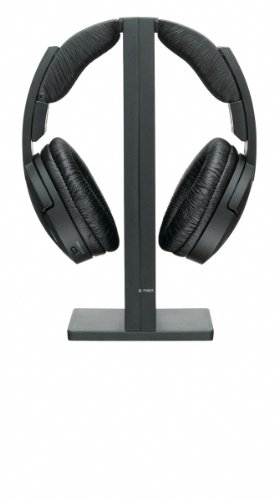 Sony MDRRF865RK Cuffie wireless, colore: Nero