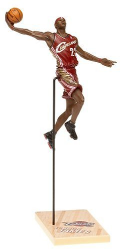 Lebron James - Cleveland Cavaliers - NBA / 3 inch - 2nd Edition - McFarlane Figure - Buy Lebron James - Cleveland Cavaliers - NBA / 3 inch - 2nd Edition - McFarlane Figure - Purchase Lebron James - Cleveland Cavaliers - NBA / 3 inch - 2nd Edition - McFarlane Figure (McFarlane, Toys & Games,Categories,Action Figures,Collectibles)