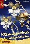 Klemmentinis zu Weihnachten: Bastelid...