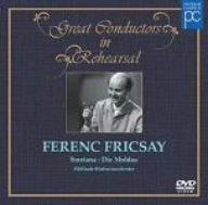 名指揮者の軌跡 Vol.2 フェレンツ・フリッチャイ/スメタナ:交響詩<モルダウ> [DVD]の商品写真
