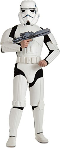 Rubie's Costume Co Men's Stormtrooper Deluxe Costume, X-Large