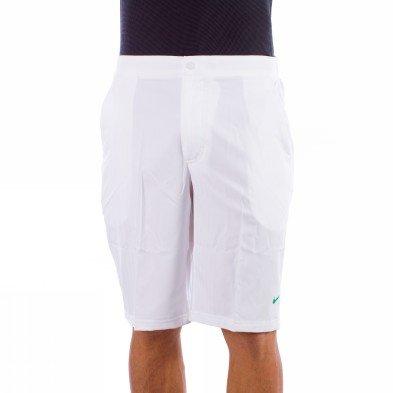 Nike Roger Federer Smash Woven Short Bianco/Verde S